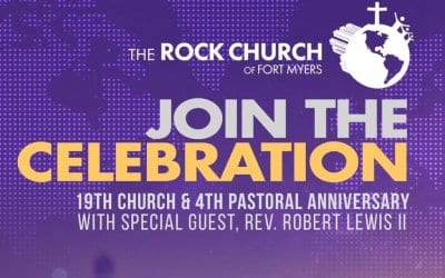 19th Church and  4th Pastoral Anniversary