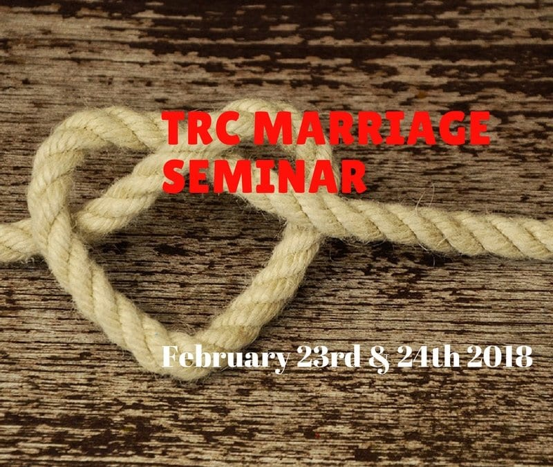 The Rock Church Marriage Seminar