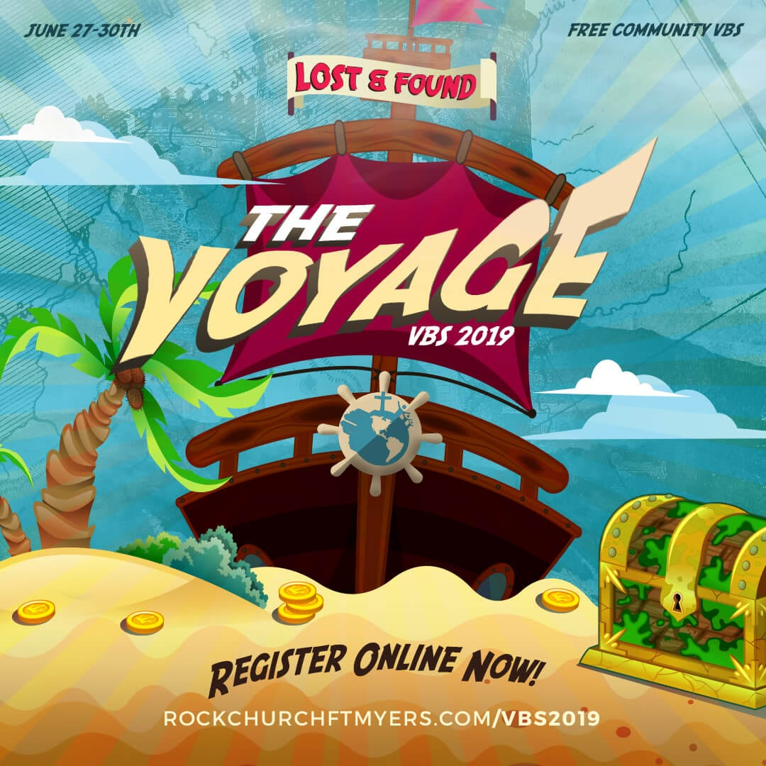 VBS is about to SET SAIL!