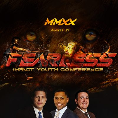 """IMPACT 2020 """"Fearless""""!"""